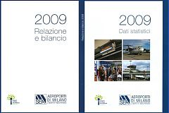 cover bilancioSEA 2009