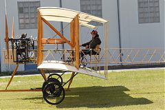 Centenario volo Caproni CA1 Volandia 27 Maggio 2010