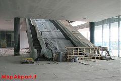 cantiere Sheraton a Malpensa