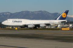 Lufthansa a MXP