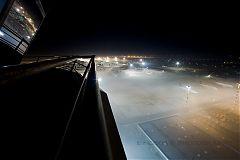 Foto by MrFly, piazzale notturno. Gennaio 2011