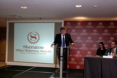 Inuagurazione Sheraton 25 Gennaio 2011