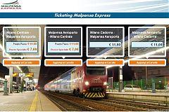 Nuove offerte Malpensa express
