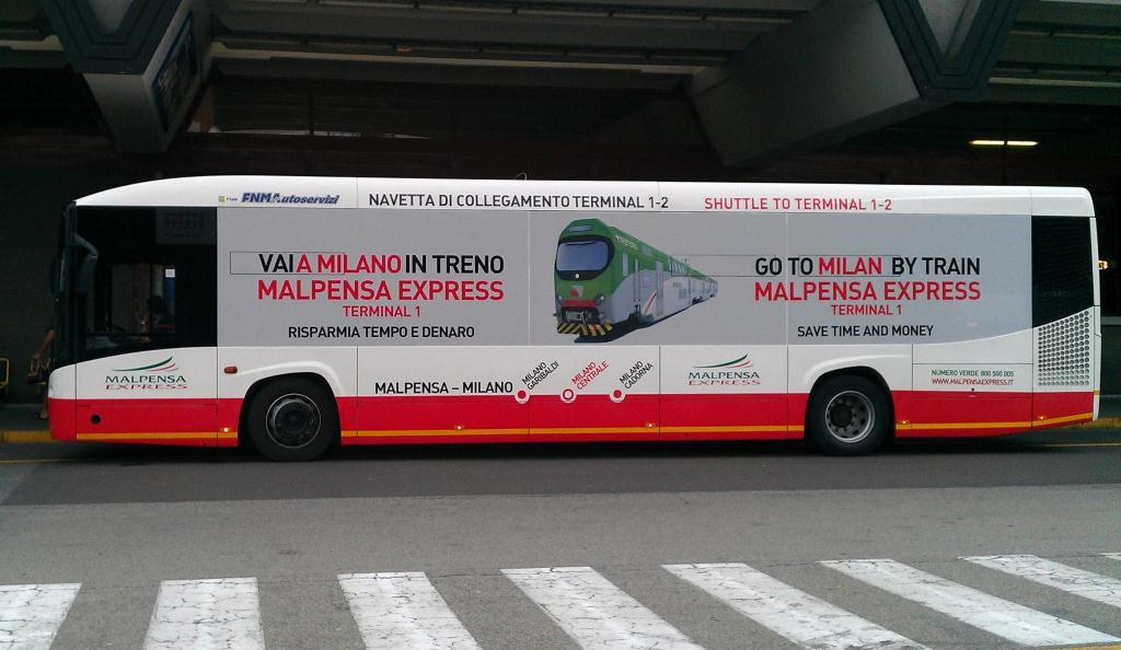 Aeroportilombardi vai a malpensa in treno da oggi anche - Porta garibaldi malpensa terminal 2 ...