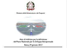 Piano nazionale aeroporti
