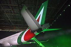 Alitalia Nuova livrea 2015