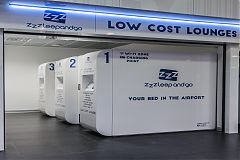 Low Cost Lounge BGY