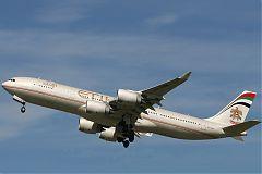 A340-500 aereo governativo