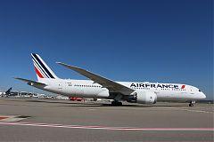 Air France  ritorno