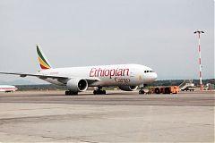 Ethiopian Cargo a MXP