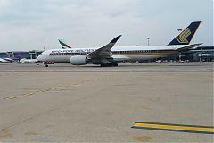 Singapore A350 MXP 04062018