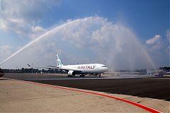 Air Italy Bangkok 09 09 2018