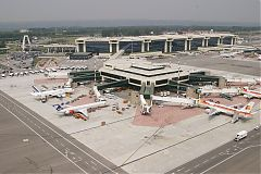 Malpensa Terminal 1 e satellite A
