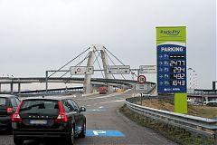 Nuovi parcheggi a Malpensa